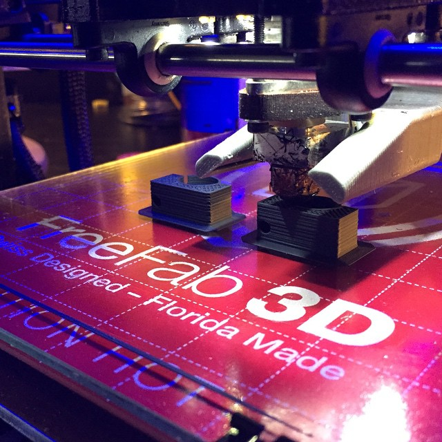 Free Fab 3D Printing Invent Invention Patent Manufacturing