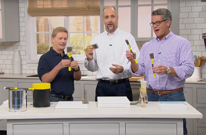 Multibrush on HSN